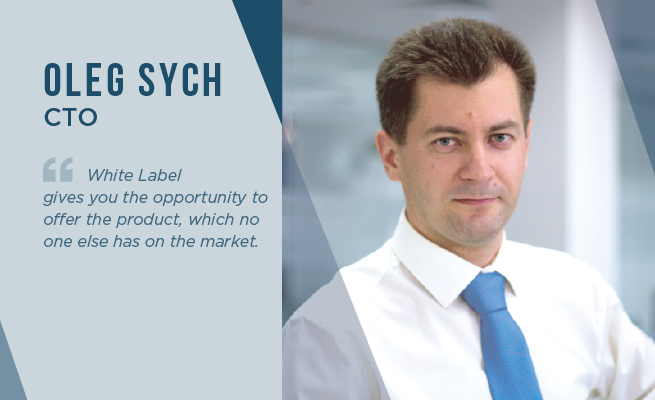 Interview with Oleg Sych about OEM business and antivirus software development